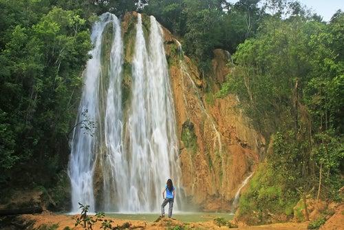 Salto El Limón en República Dominicana