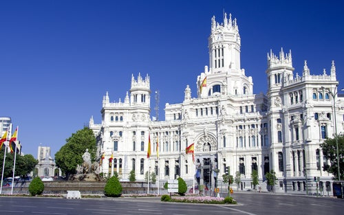 El Palacio de Comunicaciones: joya arquitectónica de Madrid