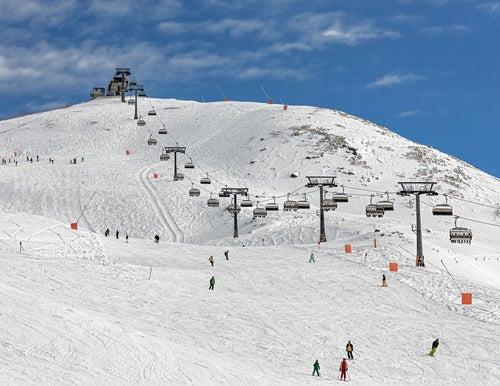 Mayrhofen en Austria