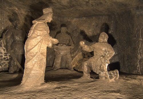 Minas de Wieliczka