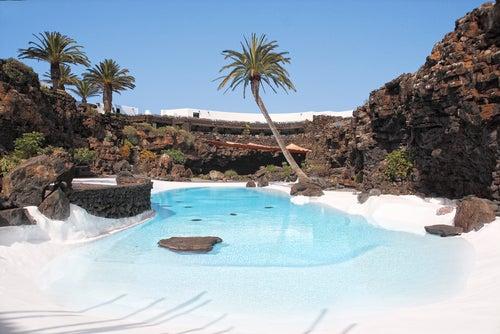 Jameos del Agua en Lanzarote