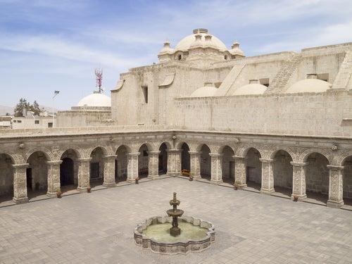 Iglesia de la Compañía de Jesús en Arequipa