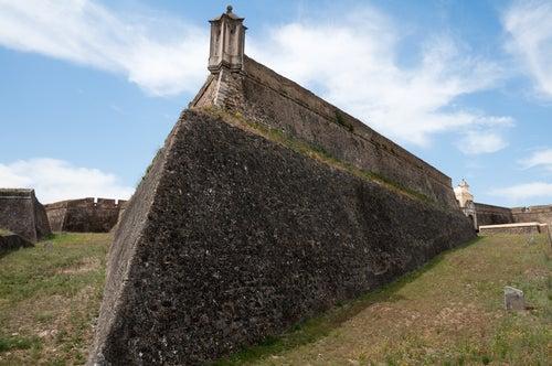 Fuerte de Santa Lucía en Évora