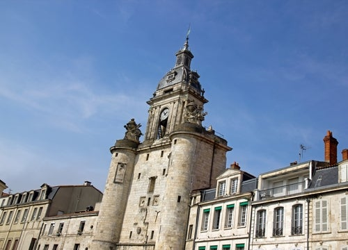 Grosse Horlogue en La Rochelle