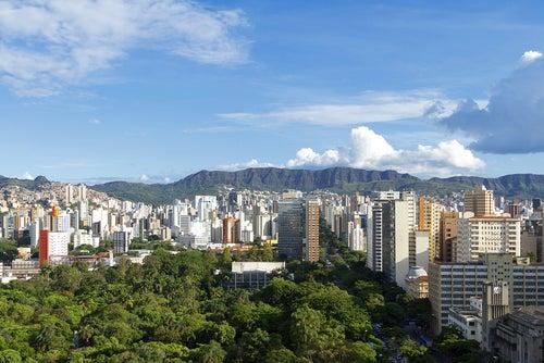 Belo Horizonte en Brasil