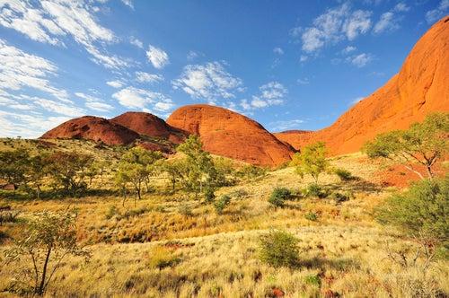 Kata Tjuta en Australia
