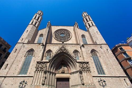 Santa María del Mar, una de las iglesias más hermosas de Barcelona