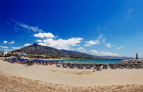 Marbella, lugar para vivir en Málaga