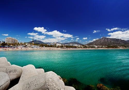 Puerto Banús en Marbella