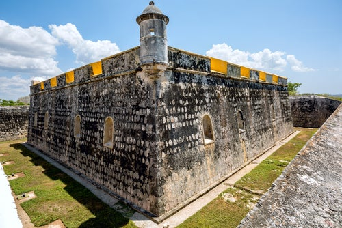 Baluarte en Campeche