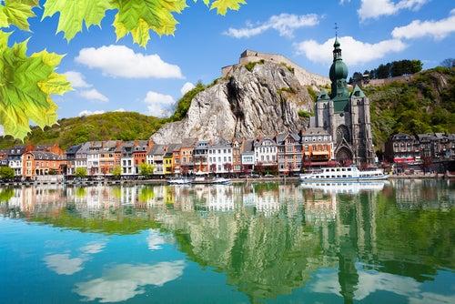 5 lugares impresionantes de Bélgica