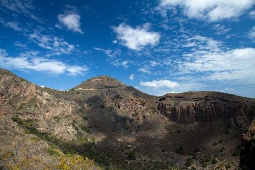 Caldera de Bandama en Gran Canaria