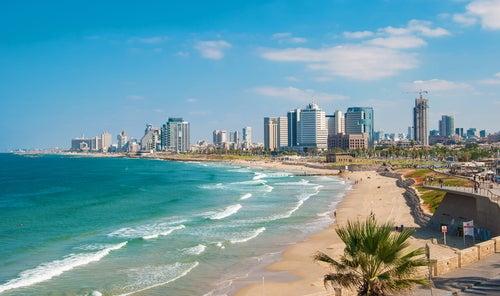 Tel Aviv, una ciudad israelí que nunca duerme