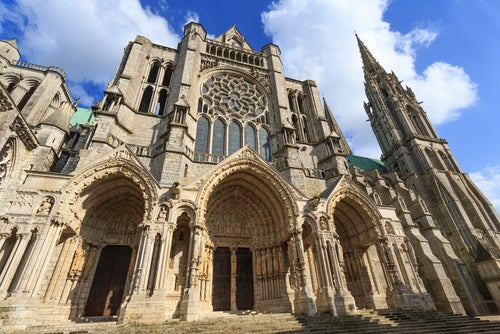 La catedral de Chartres, una joya del Gótico