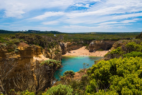 Shipwreck en Australia