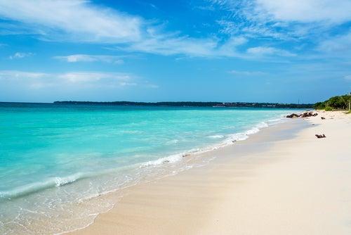 Playa Blanca: un paraíso en Cartagena, Colombia