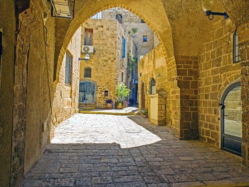 Jaffa en Tel Aviv