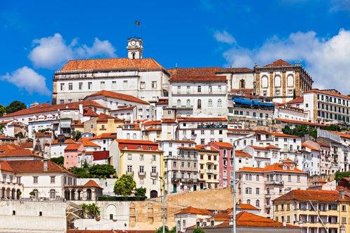 Un paseo por las calles de Coimbra