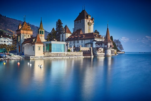 Thun, un pueblo de cuento de hadas en los Alpes suizos