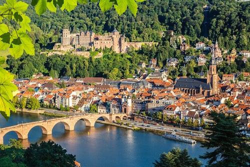 Heidelberg, la universidad más antigua de Alemania