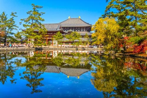 Templo Todai-ji, Nara