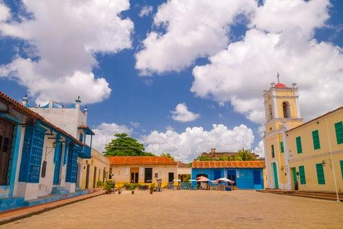 Camagüey en Cuba