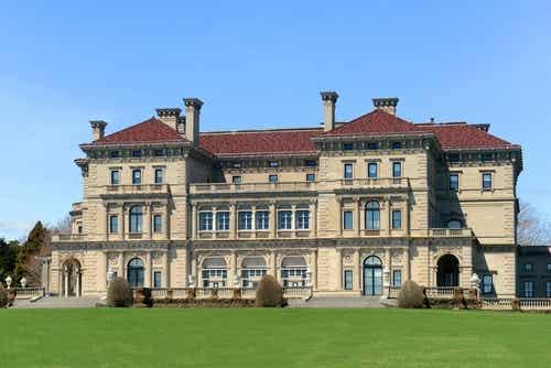 Las mansiones de Newport, pura ostentación