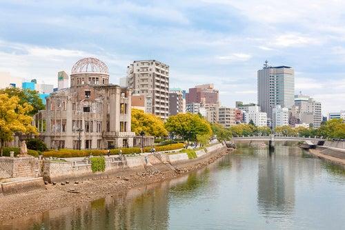Hiroshima en Japón