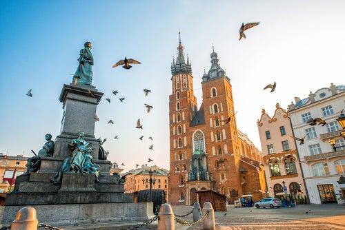 Cracovia, un auténtico museo urbano
