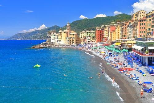 Camogli en Italia