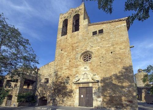 Iglesia de Pals