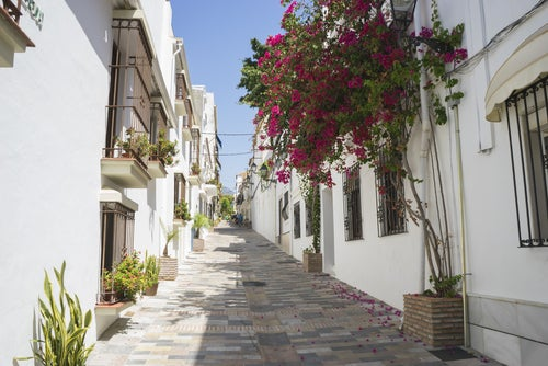 Casco histórico de Marbella