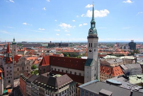 Iglesia de San Pedro en Múnich