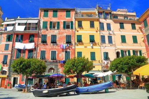 Vernazza en Italia