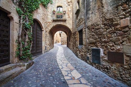 Pals en Girona
