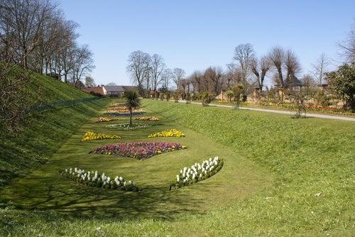 Castle Park en Colchester