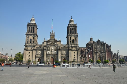 Catedral Metropolitana de Ciudad de México