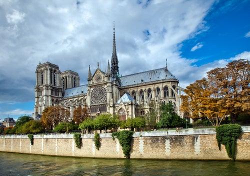 Paseamos por la hermosa ciudad de Reims en Francia