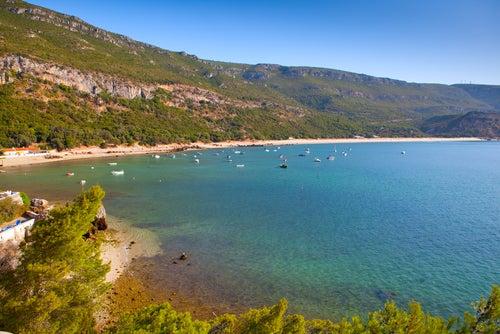 Portinho da Arrábida, uno de los pueblos más bellos de Portugal