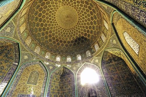 Mezquita Sheikh Lotf Allah, Irán