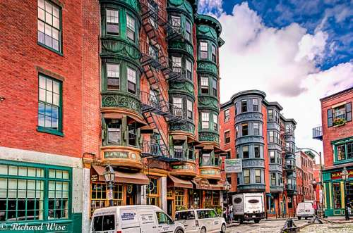 Little Italy en Boston