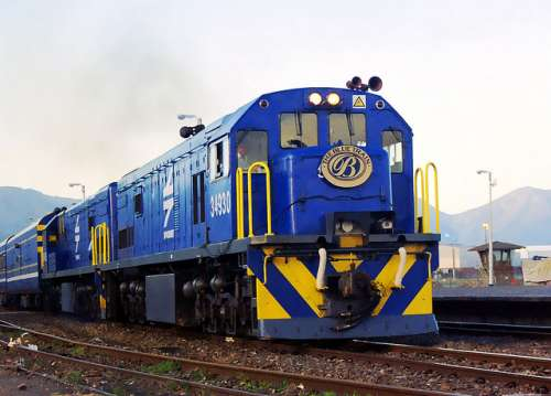 The Blue Train en Sudáfrica, un viaje de lujo
