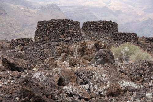 Maipés de Agaete en Gran Canaria