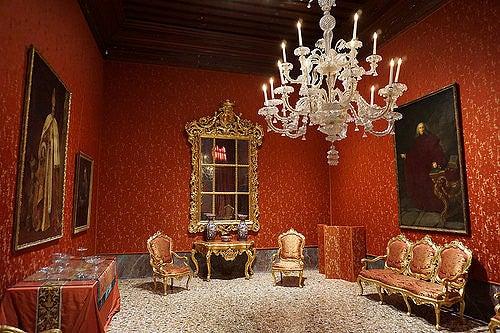 Palacio Mocenigo en Venecia