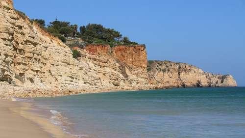 Porto de Mos en Algarve