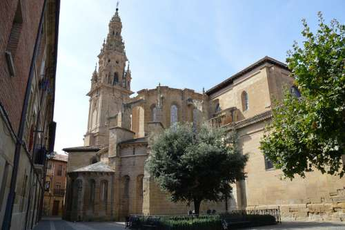Santo Domingo de la Calzada en La Rioja