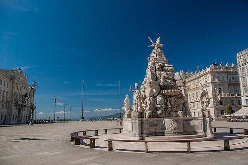 Plaza de la Unidad de Trieste