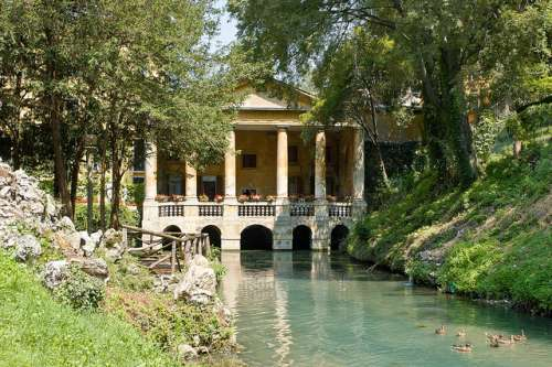 Giardino Salvi en Vicenza