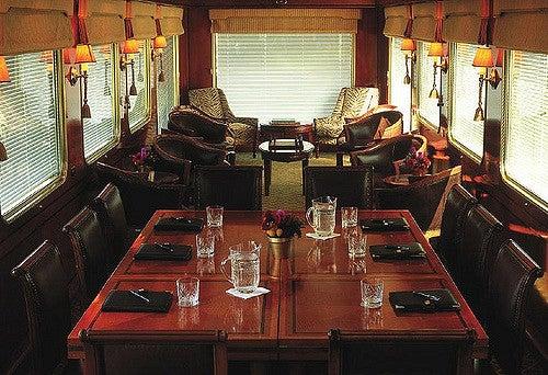 The Blue Train en Sudáfrica