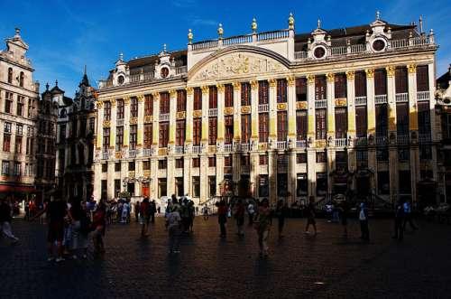 Maison des Ducs de Brabant en la Grand Place